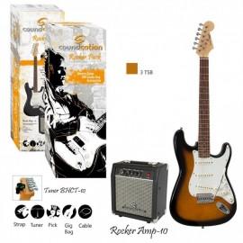 Rocker Pack3TS  Комплект ел.китара с комбо усилвател